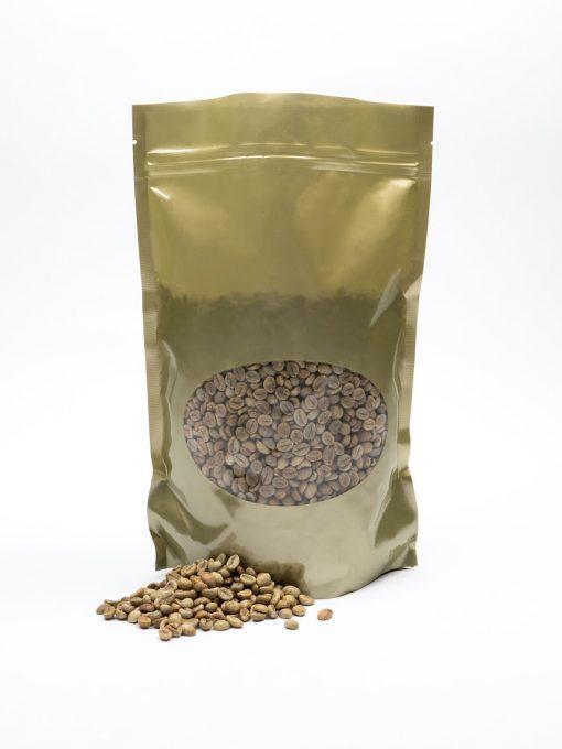 Peru Ongebrande Arabica Koffiebonen in zak