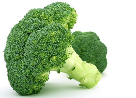 Broccoli met koffie