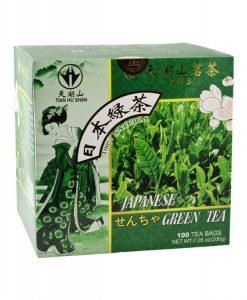 Japanse groene thee ths 100 zakjes