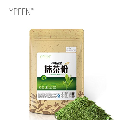 Chinese Groene Matcha Thee Ypfen